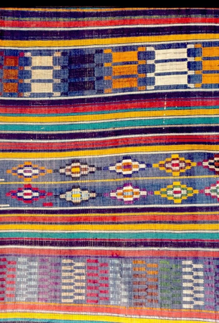 Okene cloth from Nigeria