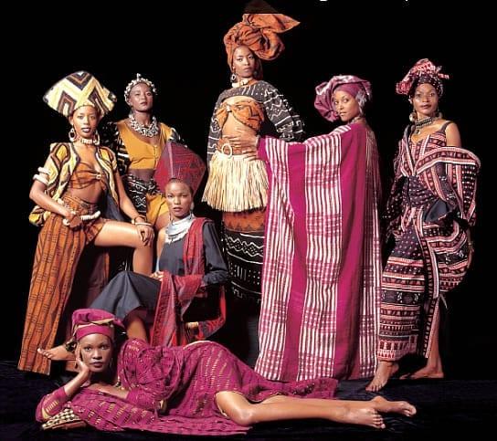 Vanishing Textiles of Africa II series, Photo by David Beatty