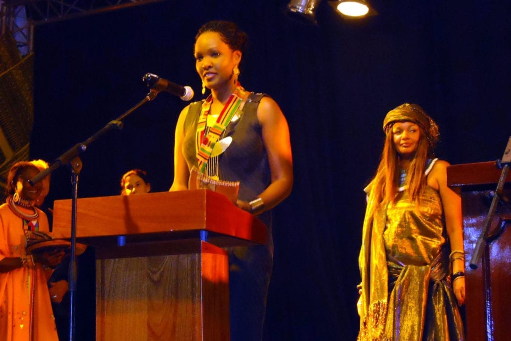 Lifetime Achievement Awards 2012 at the French Cultural Centre in Nairobi