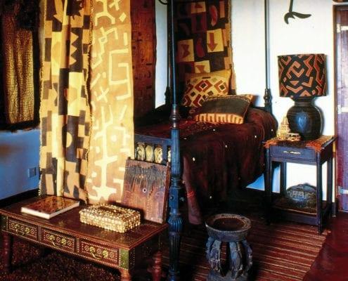 Bakuba suite bedroom