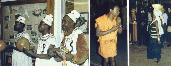 Nigerian Festival February 1972