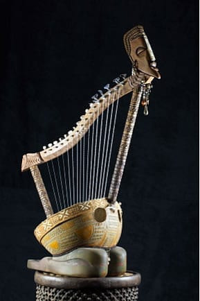 One of Papillon's instruments. Photo by Heléne Wikström.